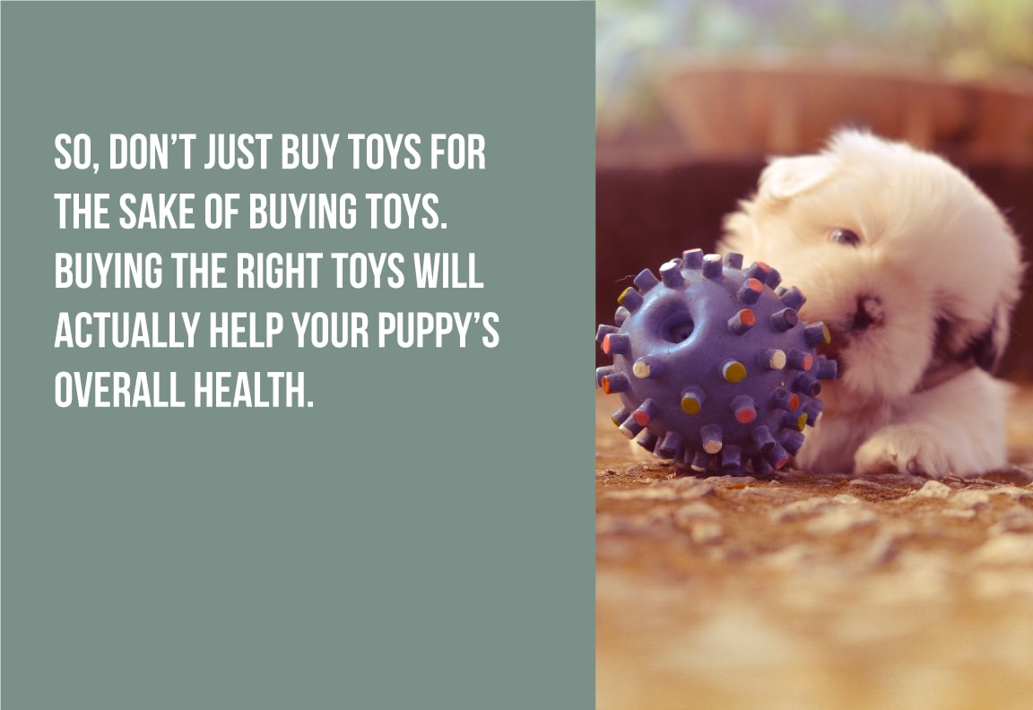 so, don't just buy toys